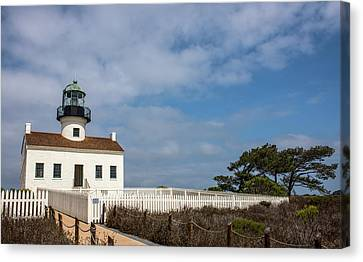 Usa, California, Cabrillo National Canvas Print by Peter Hawkins