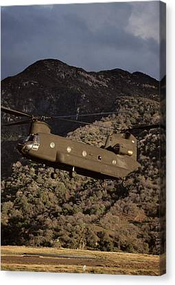 Gerry Canvas Print - Usa, California, Chinook Search by Gerry Reynolds