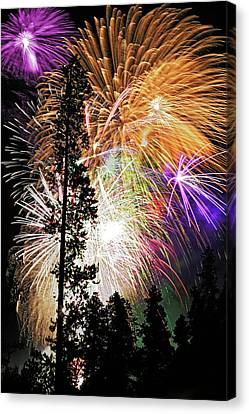 Usa, Colorado, Frisco Canvas Print by Jaynes Gallery