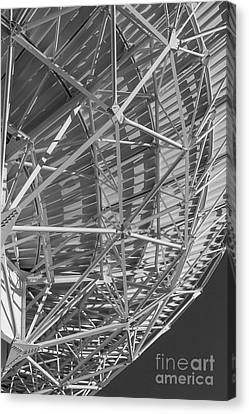 Very Large Array Canvas Print by Steven Ralser