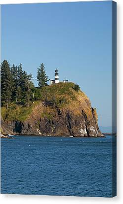 Wa, Cape Disappointment State Park Canvas Print by Jamie and Judy Wild