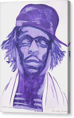 Wale Canvas Print by Michael Ringwalt
