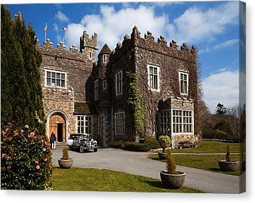 Waterford Castle , County Waterford Canvas Print by Panoramic Images