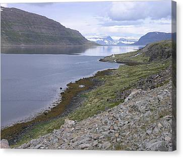 Westfjords Canvas Print by Christian Zesewitz
