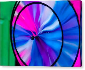 Whirligig 3 Canvas Print