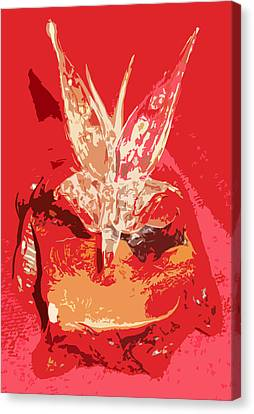 Butterfly Canvas Print by Lovina Wright