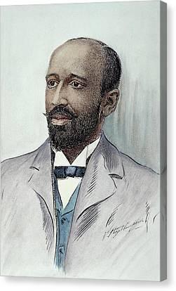 William E Canvas Print by Granger