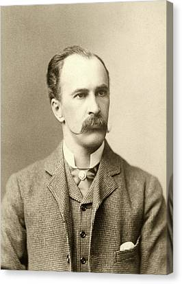 William Osler Canvas Print by National Library Of Medicine