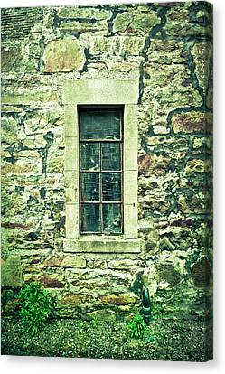 The White House Canvas Print - Window by Tom Gowanlock