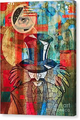 Wonderland Canvas Print by Robert Ball