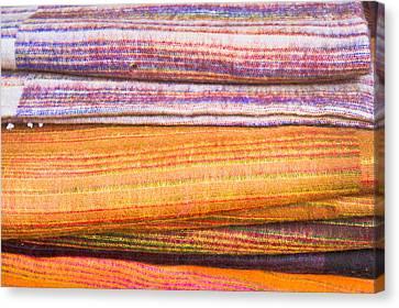Wool Blankets Canvas Print