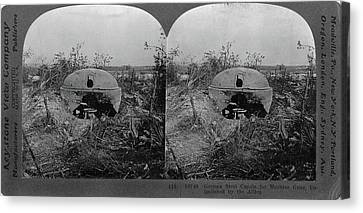 World War I Cupola, C1918 Canvas Print by Granger