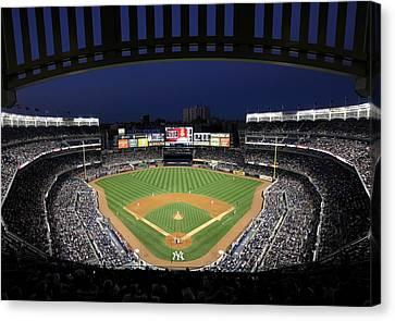 Yankee Stadium 2 Canvas Print