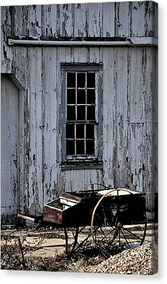 Yesterday Canvas Print by Kirt Tisdale
