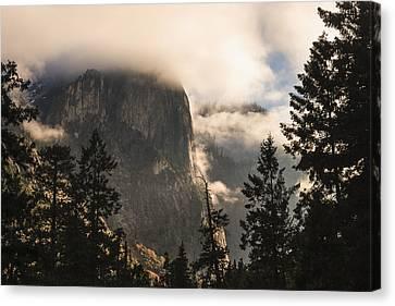 Yosemite Canvas Print by Muhie Kanawati
