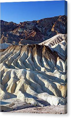 Zabriskie Point Canvas Print by Jim West