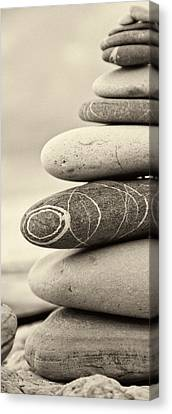zen Canvas Print by Stelios Kleanthous