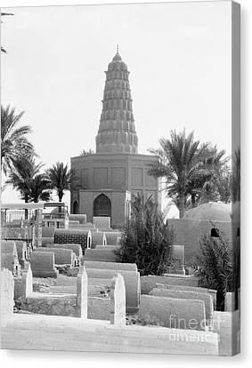 Baghdad Canvas Print - Zumurrud Khatun Tomb by Granger