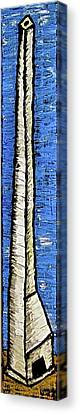 10-001 Canvas Print by Mario Perron