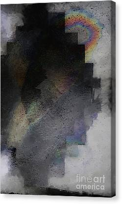 Abstract Canvas Print by Laura L Leatherwood