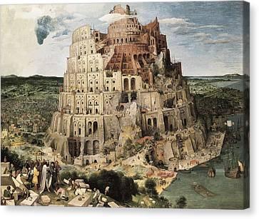 Breugel, Pieter, The Elder, Called Canvas Print