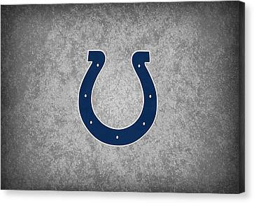 Indianapolis Colts Canvas Print