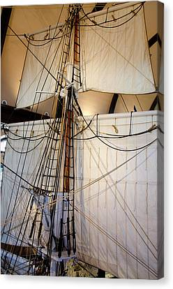 Massachusetts, New Bedford Canvas Print by Cindy Miller Hopkins