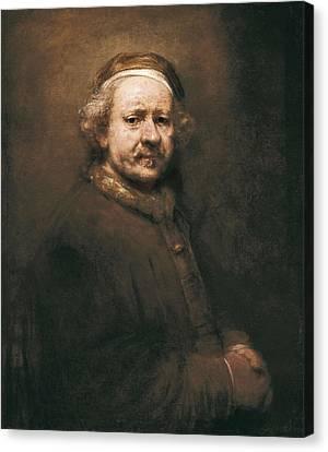 Rembrandt, Harmenszoon Van Rijn, Called Canvas Print by Everett