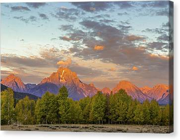 Moran Canvas Print - Usa, Wyoming, Grand Teton National Park by Jaynes Gallery