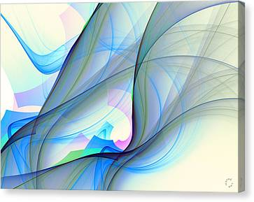 1042 Canvas Print by Lar Matre