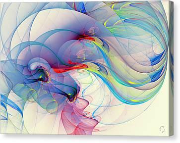 1060 Canvas Print