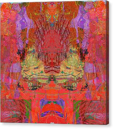 1074 Abstract Thought Canvas Print by Chowdary V Arikatla