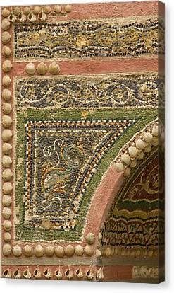 Italy, Campania, Pompeii Canvas Print by Jaynes Gallery