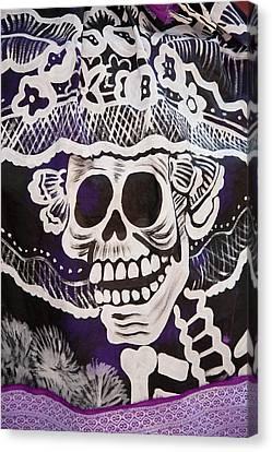 North America, Mexico, Guanajuato Canvas Print