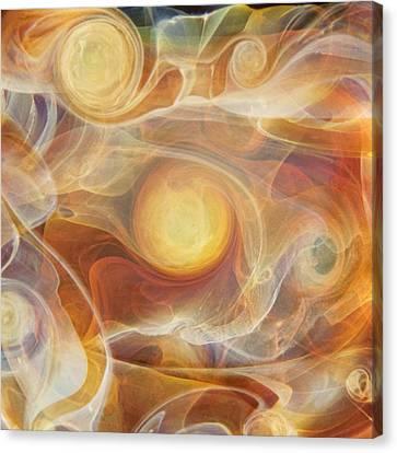 Solara Canvas Print