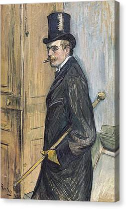 Toulouse-lautrec, Henri De 1864-1901 Canvas Print by Everett