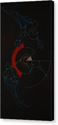 Device Canvas Print