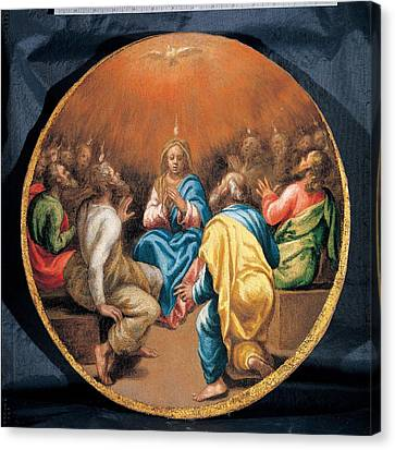 Campi Vincenzo, Mysteries Canvas Print by Everett