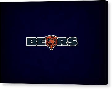 Chicago Bears Canvas Print