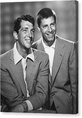 Dean Martin Canvas Print by Retro Images Archive