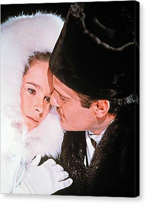 Doctor Zhivago  Canvas Print by Silver Screen