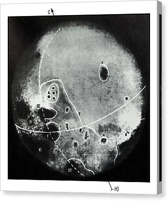Far Side Of The Moon Canvas Print