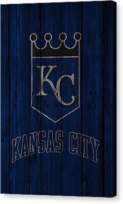 Kansas City Royals Canvas Print