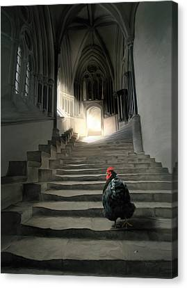 12. Lord Orp Canvas Print