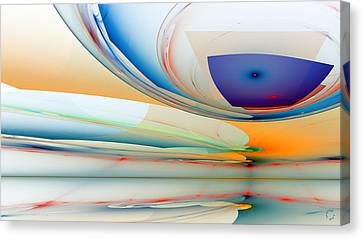 1226 Canvas Print by Lar Matre