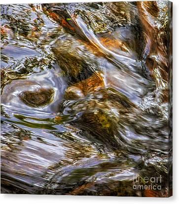 Holy Waters Of Sedona Az By Joanne Bartone Canvas Print