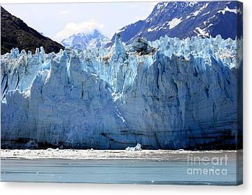 Glacier Bay National Park Canvas Print by Sophie Vigneault