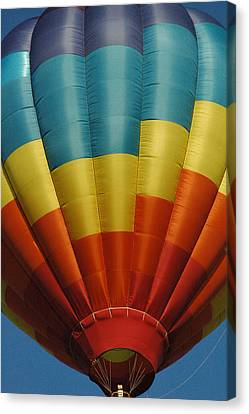 Hot Air Canvas Print - Hot Air Balloon by Gary Marx