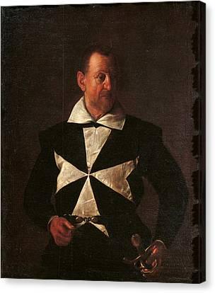 Italy, Tuscany, Florence, Palazzo Canvas Print by Everett