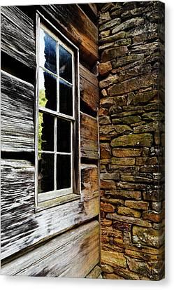 Usa, North Carolina, Great Smoky Canvas Print by Jaynes Gallery